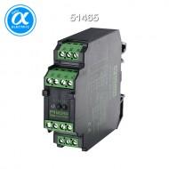 [무어] 51465 / 릴레이 모듈 / RM-22/24VAC/DC KL.BZ.EN OUTPUT RELAY / IN: 24 VAC/DC - OUT: 250 VAC/DC / 5 A / 4 C/O contact - 22,5 mm screw-type terminal