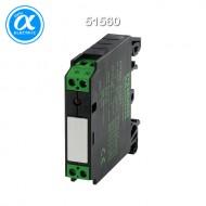 [무어] 51560 / 릴레이 모듈 / RMME 11/24 AC/DC INPUT RELAIS / IN: 24 VAC/DC - OUT: 125 VAC/DC / 1 A / 1 N/O contact - 12 mm screw-type terminal