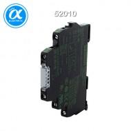 [무어] 52010 / 릴레이 모듈 / MIRO 6.2 24V-1U OUTPUT REL. WITH ISOLATION FUNCT. / IN: 24 VAC/DC - OUT: 250 VAC/DC / 6 A / 1 C/O contact - 6,2 mm screw-type terminal