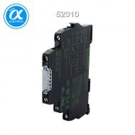 [무어] 52310 / 액티브 인터페이스 - 타이머 / Miro 6,2 Timer Off-delay max.0,1-10 sec. / MIRO 6.2 TIMER OFF-DELAY / IN: 24 VDC - OUT: 250 VAC/DC / 6A / 1 C/O contact / 6,2 mm screw-type terminal - Relay output