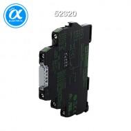 [무어] 52320 / 액티브 인터페이스 - 타이머 / MIRO 6.2 IMPULSE EXTENSION MODULES / IN: 24 VDC - OUT: 24 VDC / 0.1 A / 6,2 mm screw-type terminal / Transistor output