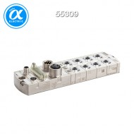 [무어] 55309 / MVK 메탈-I/O모듈 / MVK I/O COMPACT MODULE, METAL / Profibus DP, 16 multifunction channels / MVK-MP DIO8 + 8xDiagnose/DIO