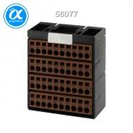 [무어] 56077 / Cube20/액세서리 / CUBE20 POTENTIAL TERMINAL BLOCK 4xBROWN / POTENTIAL TERMINAL BLOCK 4xBROWN