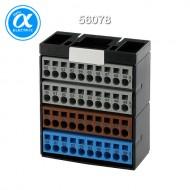 [무어] 56078 / Cube20/액세서리 / POTENTIAL TERMINAL BLOCK GRAY GRAY BR BL / POTENTIAL TERMINAL BLOCK GRAY GRAY BR BL