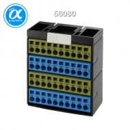 [무어] 56080 / Cube20/액세서리 / POTENTIAL TERMINAL BLOCK YE BLUE YE BLUE / POTENTIAL TERMINAL BLOCK YE BLUE YE BLUE