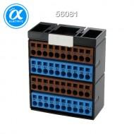 [무어] 56081 / Cube20/액세서리 / POTENTIAL TERMINAL BLOCK BR BLUE BR BLUE / POTENTIAL TERMINAL BLOCK BR BLUE BR BLUE