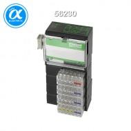 [무어] 56230 / Cube20/확장모듈-아날로그 I/O / CUBE20 ANALOG INPUT MODULE / 4 analog inputs(온도-RTD용) / for resistance temperature detectors / conversion time < 0,6 s
