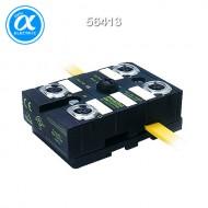 [무어] 56413 / MASI-I/O모듈 / MASI67 I/O MODULE / 4 digital inputs / MASI67 DI4/0,2A AB Y 4xM12 / AB-Slave with y-cabling