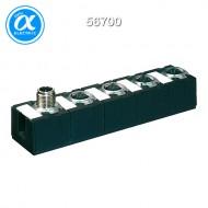[무어] 56700 / Cube67/확장모듈-아날로그 I/O / CUBE67 I/O COMPACT MODULE / 4 analog inputs (U) / Cube67 AI4 C 4xM12 (U)