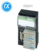 [무어] 56901 / Impact20/모듈 / IMPACT20 PROFIBUS, DIGITAL IN-/OUTPUT MODULE / 8 digital inputs and 8 digital outputs