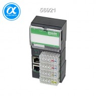 [무어] 56921 / Impact20/모듈 / IMPACT20 PROFINET IO, DIGITAL IN-/OUTPUT MODULE / 8 digital inputs and 8 digital outputs