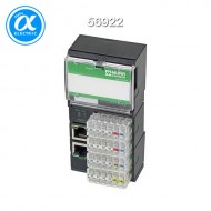 [무어] 56922 / Impact20/모듈 / IMPACT20 PROFINET IO, DIGITAL OUTPUT MODULE / 16 digital outputs