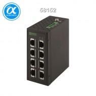 [무어] 58152 / 스위치/Unmanaged Switch / TREE 8TX METAL - UNMANAGED SWITCH - 8 PORTS / 8× RJ45 포트 - unmanaged 스위치