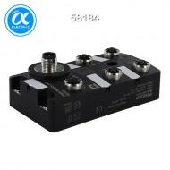 [무어] 58184 / 스위치/PROFINET-managed Switch / TREE PROFINET managed Switch  5x10/100BT IP67  plastic M12 / 5× M12 (female) 포트 / 1× M12 (male)