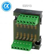 [무어] 62010 / 컨트롤 모듈 - 조립 모듈 / ASSEMBLY MODULE MP 12 / Mounting rail / screw-type terminal