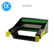 [무어] 63020 / 유로카드 홀더 - SKT / EUROCARD HOLDER / SKP 48/1 F / mounting rail / screw-type terminal