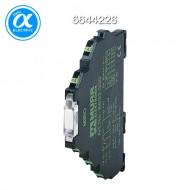[무어] 6644226 / 액티브 인터페이스 - 아날로그 컨버터 / MIIW ANALOG COUPLER COMPONENT / IN: (0)4..20 mA - OUT: (0)4..20 mA / 6,2 mm spring clamp / Analog-converter