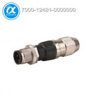 [무어] 7000-12481-0000000 / 커넥터/Signal / MOSA M12 MALE 0° FIELD-WIREABLE (IDC) / 4-pol. 0.25…0.5mm²