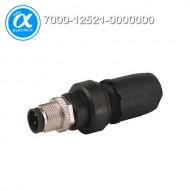 [무어] 7000-12521-0000000 / 커넥터/Signal / MOSA M12 MALE 0° FIELD-WIREABLE (IDC) / 4-pol. 0.5…1.0mm²