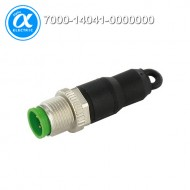 [무어] 7000-14041-0000000 / 액세서리 / M12 BUS TERMINATING PLUG FOR PROFIBUS / PROFIBUS 종단저항 - M12, 4핀 Male -  B-coded