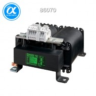 [무어] 86070 / 트랜스포머/1P / MET 1-PHASE CONTROL AND ISOLATION TRANSFORMER / P: 2000VA IN: 230VAC+/- 5% OUT: 230VAC / 단상-복권-절연등급 T 60/B