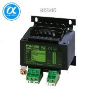 [무어] 86345 / 트랜스포머/1P / MTS 1-PHASE SAFETY TRANSFORMER / P: 250VA IN: 230/400VAC OUT: 24VAC / For screw and DIN-rail mounting / 단상 안전 트랜스-절연등급 T 40/B