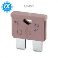 [무어] 90401 / DC 파워서플라이/액세서리 / FKS AUTOMOTIVE TYPE FUSE / MNFS-3, 3A 32 V violet, small / 자동차용 휴즈 FKS - 3 A (보라색) / [구매단위 10개]