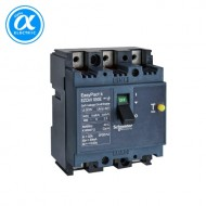 [슈나이더] EZCKV050E3020 / 누전차단기(ELCB) / Easypact K EZCKV050 / ELCB / TMD - 20A - 3P3D - 30mA