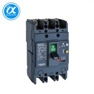 [슈나이더] EZCKV100E3063E / 누전차단기(ELCB) / Easypact K EZCKV100 / ELCB / TMD - 63A - 3P3D - VAR