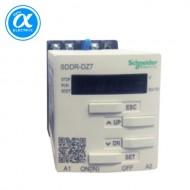 [슈나이더] SDDR-DZ7 / 순간정전 재기동 계전기 / EOCR Application / SDDR-D 100-240VAC 50/60Hz