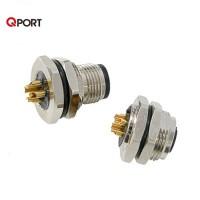 [삼원ACT] PM12-4M / PM12-4 시리즈 액세서리 / 판넬 취부형 M12콘넥터