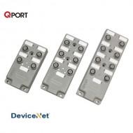 [삼원ACT] MPC-DN4 / 필드버스케이블 부속품 / MPC-DN 시리즈(DeviceNet 분기박스) / M12분기박스 (병렬접속)