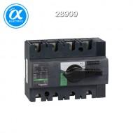 [슈나이더] 28909 / 스위치 단로기 / 스위치 디스커넥터 / Compact INS100 / Switch-disconnector / 4P - 100A