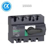 [슈나이더] 28998 / 스위치 단로기 / 스위치 디스커넥터 / Interpact INSE80 / Switch-disconnector / 3P - 80A