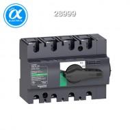[슈나이더] 28999 / 스위치 단로기 / 스위치 디스커넥터 / Interpact INSE80 / Switch-disconnector / 4P - 80A