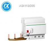 [슈나이더] A9N18566 / Acti 9 누전차단모듈 / Vigi C120 - Add on type / 3P - 30 mA - class AC