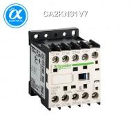 [슈나이더] CA2KN31V7 / Control Relay / 보조계전기 TeSys K - CA2-K - 3NO + 1NC - 순시형 - 10A - 코일  400V AC