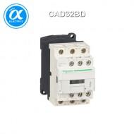 [슈나이더] CAD32BD / Control Relay / 보조계전기 TeSys D - CAD-32 - 3NO + 2NC - 순시형 - 10A - 코일 24V DC