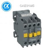 [슈나이더] CAE31M5 / Control Relay / EasyPact TVS / 보조계전기 TVS - 3 NO + 1 NC - 제어 220V AC, 60Hz - 정격 690 V 이하 / [구매단위 36개]