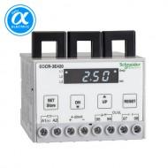 [슈나이더] EOCR3E420-WRZ7 / 전자식 과부하 계전기 / EOCR Digital / EOCR-3E420 WR 110~220V DC/AC