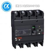 [슈나이더] EZCV250H4100 / 누전차단기(ELCB) / Easypact EZCV250H / ELCB / TMD - 100A - 4P3D / [구매단위 6개]