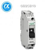 [슈나이더] GB2CB10 / 모터보호용 차단기 / 모터 회로 차단기 / TeSys GB2 / 1P, 5A - Id = 66A - 열동자기형 차단기 / [구매단위 6개]