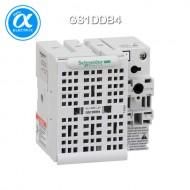 [슈나이더] GS1DDB4 / 스위치 단로기 / 퓨즈 스위치 디스커넥터 / TeSys GS / Switch-disconnector-fuse / 3P + N - BS - 32A