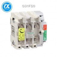 [슈나이더] GS1FD3 / 스위치 단로기 / 퓨즈 스위치 디스커넥터 / TeSys GS / Switch-disconnector-fuse / 3극 - NFC - 50A