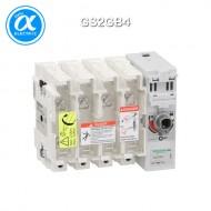 [슈나이더] GS2GB4 / 스위치 단로기 / 퓨즈 스위치 디스커넥터 / TeSys GS / Switch-disconnector-fuse / 4P - 63A - BSA2,A3