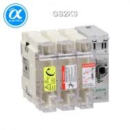 [슈나이더] GS2K3 / 스위치 단로기 / 퓨즈 스위치 디스커넥터 / TeSys GS / Switch-disconnector-fuse / 3P - 125A - NFC 22 x 58 mm