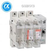 [슈나이더] GS2KK3 / 스위치 단로기 / 퓨즈 스위치 디스커넥터 / TeSys GS / Switch-disconnector-fuse / 3P - 125A - DIN 00