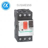 [슈나이더] GV2ME206 / 모터보호용 차단기 / 모터 회로 차단기 / TeSys GV2-ME / 13...18A - 3P 3d - 열동자기형 트립유닛 - 링 터미널