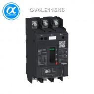 [슈나이더] GV4LE115N6 / 모터보호용 차단기 / 모터 회로 차단기 / TeSys GV4 / 3P, 115A, Icu 50kA - 자기형 전자식 차단기 - compression lug