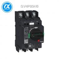 [슈나이더] GV4P80N6 / 모터보호용차단기 / 모터 회로 차단기 / TeSys GV4 / 80A 3P - 열동 전자식 차단기 - compression lug
